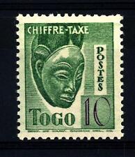 TOGO - 1941 - Segnatasse
