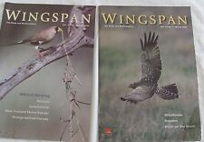 WINGSPAN Magazine: Birds Australia: 2 Volumes 2004 & 2005
