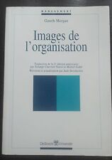 Images de l'organisation Gareth Morgan DE BOECK A-199-451 Management Francais