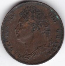 1821. George IIII Farthing***Collectors***