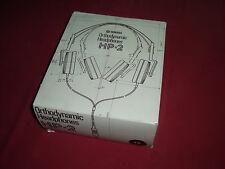 komplette OVP für Yamaha HP2 orthodynamic Kopfhörer für Sammler, guter Zustand