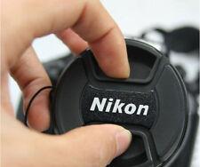 Nikon 52mm lens cap D3100 D5300 D5500 D3300 D5200 18-55 lens