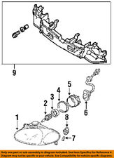 Novo Oem Ford Escort parklamp Park Luz Seta Esquerda Motorista 1991-1992 Esquerda
