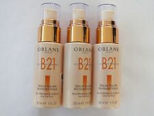 3 Orlane B21 Anti-Wrinkle Sun Serum For Face All Skin Types 1 Oz Ea/3 Oz Total
