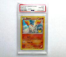 PSA 10 Gem Mint 20th Anniversary, UK Exclusive, Ponyta Promo Pokemon Card