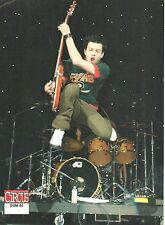 Sum 41, Deryck Whibley, The Used, Double Sided Full Page Pinup