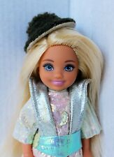 Chelsea Doll Blonde Redressed Adorable