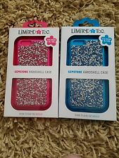 Limited Too Blue/Pink Gemstone Hardshell Case IPhone 6/6S~2 Cases!!
