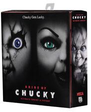 BRIDE OF CHUCKY ULTIMATE CHUCKY & TIFFANY FIGURE 2 PACK NECA 2019 release