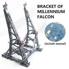 MOC Millennium Falcon Verticale Display Stand Compatibile con lego per set N ° 0