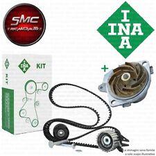 Kit distribuzione + Pompa acqua INA FIAT CINQUECENTO (170) 1.1 Sporting (170AH)