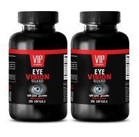 anti inflammatory liquid - EYE VISION GUARD - zeaxanthin meso-zeaxanthin - 2 B