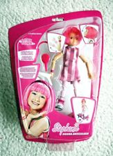 RARE STEPHANIE DOLL from LAZY TOWN (SIMBA). MINT, BRAND NEW IN BLISTER OLD STOCK