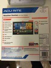 AcuRite Wireless Digital Weather Station Colour Display Indoor Outdoor Temp
