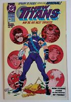 The New Titans #99 (1993) 1st Appearance of Arsenal DC Comics