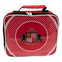 Sunderland Fc Lunch School Sandwich Lunchbox Bag