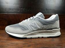 "New Balance CM997HCA ""Classic"" (Grey Marblehead) Suede 997 Mens 7.5-14"