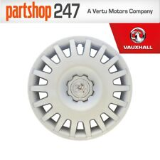 "New Genuine Vauxhall Astra H, Zafira B 15"" Single Wheel Trim 13117054"