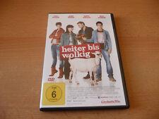 DVD Heiter bis wolkig - 2012 - Elyas M`Barek Max Riemelt Anna Fischer ...