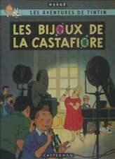 HERGÉ . TINTIN . LES BIJOUX DE LA CASTAFIORE  . EO FRANÇAISE . 1963 . B34 .
