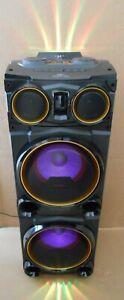 TIBO XTREME 300 BLUETOOTH PARTY SPEAKER SYSTEM with Karaoke & LED DJ Lights