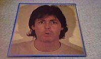 PAUL McCARTNEY McCARTNEY II 1st UK 2 BOX EMI PARLOPHONE LP 1980 The Beatles