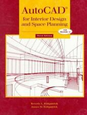 AutoCAD for Interior Design and Space Planning (3rd Edition)