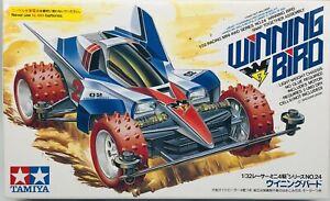 Tamiya 1/32 4WD Winning Bird Tamiya Mini Racing 1990 #18024