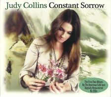 JUDY COLLINS CONSTANT SORROW - 2 CD BOX SET - AMERICAN FOLK ICON