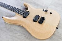 Schecter Keith Merrow KM-6 MK-II Electric Guitar Flamed Maple Natural Pearl