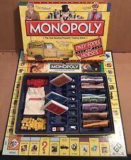 Monopoly - Only Fools and Horses 1996 board game By Hasbro. Complete&rare. 1996.