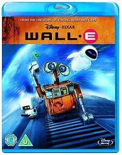 Wall-E Blu-ray Disney Pixar Disney Cartoon Animated Wall E WallE New UK Sealed