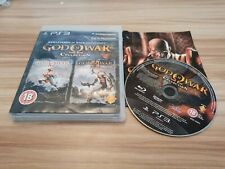 God of War Collection For Sony PlayStation 3 PS3 Complete
