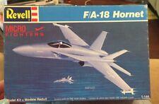 Revell 1/144 F/A-18 Hornet *Vintage* Plastic Model Kit 4062