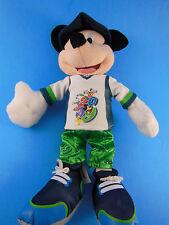 "Disneyland 2009 Mickey Mouse Plush Souvenir Doll 10"" Rare HTF"