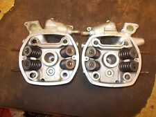 1980 Honda CX500 CX 500 Engine Heads x2 #2