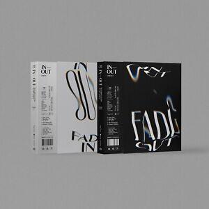 K-POP ASTRO 1st Mini Album [IN-OUT] [ 2 Photobook + 2 CD ] SET