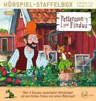 PETTERSSON UND FINDUS - DAS ORIGINAL HÖRSPIEL Z.TV-SERIE STAFFEL 1+2 MP3CD NEU