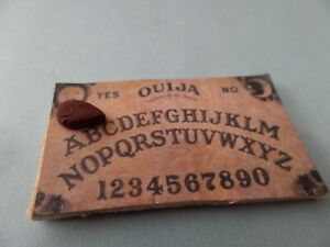 Ouija Game Check out the Future  1:12 Dollhouse Miniature