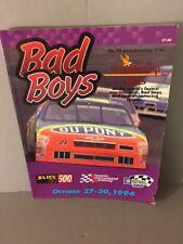 1994 NASCAR Winston Cup Phoenix Bad Boys Slick 50 500 Program Terry Labonte Win