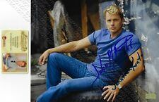 8x10 SIGNED AUTOGRAPHED PHOTO PICTURE JOHN SCHNEIDER SMALLVILLE DUKES OF HAZZARD
