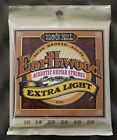 Earthwood by Ernie Ball  Acoustic Guitar Strings10-50 Delivered By Cadno Music for sale