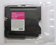 Ricoh GC 21 M magenta Aficio gx3000s GX 3050n SFN gx2500 GX 5050n GX 7000 O.V.
