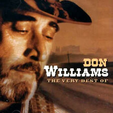 DON WILLIAMS *  23 Greatest Hits * New CD * All Original Versions * NEW