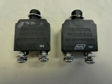 Lot of 2 Safran//Mechanical Products MS22073-3v 4001-008-3 Circuit Breaker