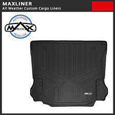 MAXTRAY All Weather Cargo Mat Liner Black fit Hyundai Santa Fe 2013-2017