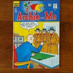 Archie And Me #6 - 1966 FINE