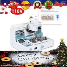 New listing 5000 Rpm 110V Optical Eyeglass Lens Equipment 3G Digital Drilling Machine Sale