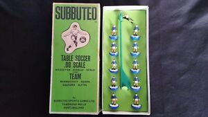 Vintage Subbuteo Everton #119 Home Kit...HW...