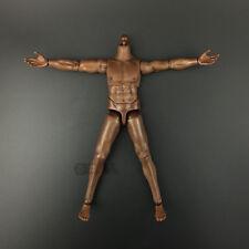 "Kodoxo 1/6 Scale Coffee Color Male Figure Plastic Body model Toy 12"""